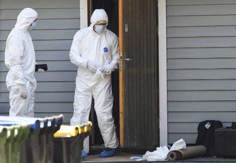 Politiet ble varslet om funnet av den døde kvinnen lørdag 30. mai i fjor klokken 2048.