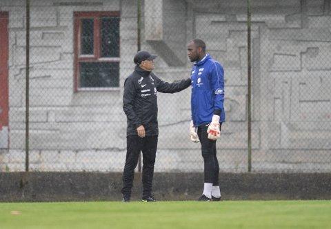 Vel tre måneder etter at Ali Ahamada kom til Brann som førstekeeper, kan det se ut som om han er Kåre Ingebrigtsens tredjevalg.