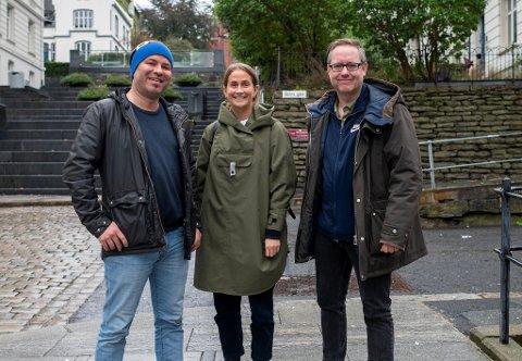 Jan Gunnar Kolstad har med seg Ingrid Ryland og BAs damefotballekspert Bernt-Erik Haaland i denne ukens Fotballpreik.