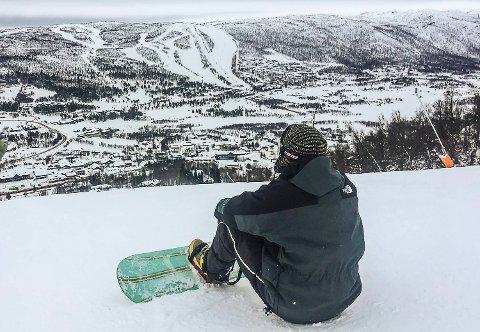 STORE PLANER: I 2018 var Ivar Tollefsen og hans selskap Fredensborg Fritid med å kjøpe Geilo Skisenter AS. Planen er at det som nå heter SkiGeilo skal bli et av Norges største alpinsenter. Nå er Tollefsen og hans selskap villige til å investere stort i Sigdal.