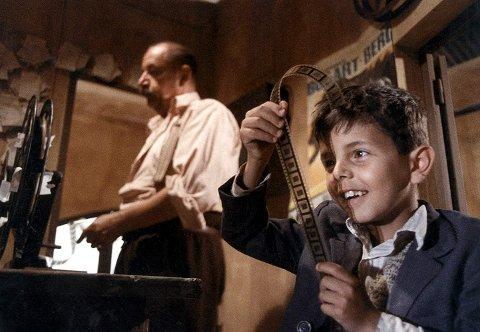 """OSCAR-VINNER: """"Cinema Paradiso"""" ble en ordentlig hit da den kom på kino i 1988, og vant Oscar året etter."""