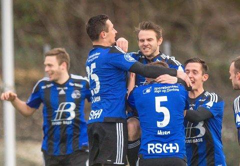 UTOLMODIG: Endre Kupen er den einaste som har scora for Florø på Florø Stadion i år. Men dei to siste kampane har han vore ute med skade.