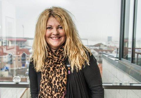 Leder i kontrollutvalget; Rita Holberg (H) ble valgt som ny leder. (Arkivfoto: Geir A. Carlsson)