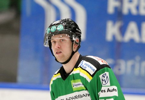 Martin Bjørsland fikk sju sesonger i Stjernen-drakten og fem sesonger i Comet. Nå legger 27-åringen opp som hockeyspiller.