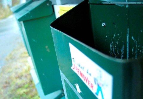 BERØRES: For noen av Fremovers abonnenter, vil postkassen være tom lørdag. Posten distribuerer ikke lenger aviser på lørdager. FOTO: Ragnar Bøifot