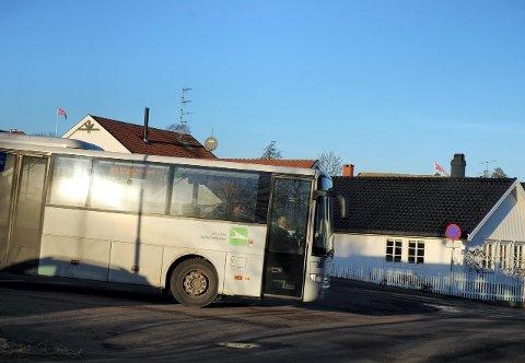 VIKTIG: Innsenderne lover å jobbe for å få til fortsatt busstopp i Åsgårdstrand.