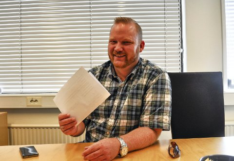 ALEXANDER EDVARDSEN: Han fikk med seg to perioder i kommunestyret, han har vært leder i Horten Høyre, han satt i hovedutvalg og i valgkomiteen til Høyre.