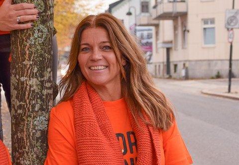 BØSSEBÆRERE: – Tro det eller ei, men per nå mangler vi bare 30 bøssebærere! Dette er veldig bra, sier aksjonsleder Linda Berglund i Horten.