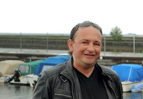 STYRELEDER: Jan Focas er leder i Strandparken Velforening.