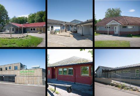 Barnehager: I alle 16 barnehagene i kommunen er det blitt utført tilsyn for forskriftene om politiattest og pedagogisk bemanning.