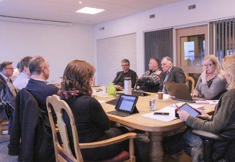 Støtter rådmann: Flertallet av formannskapet valgte å støtte rådmannen og ba kommunestyret avsette dagens klagenemnd.