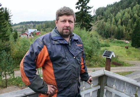 SKOGBRANNFARE: Eidskog landbruksforum og Roy Teigberget ønsker at jegerne i distriktet skal engasjere seg, og gå runder med beredskapsvakt ved tordenvær.