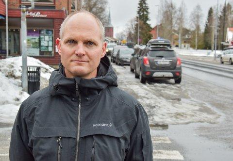 KOMMUNEOVERLEGE: Jon Iver Fougner er kommuneoverlege i Elverum.