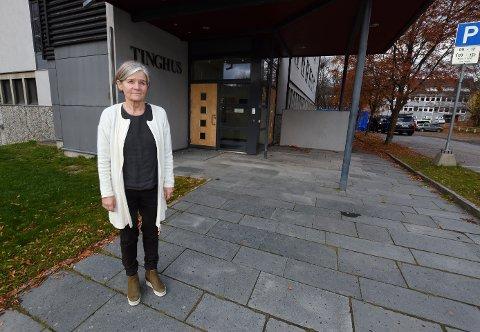Elisabeth Bjørge Løvold, sorenskriver for Sør-Gudbrandsdal og Nord-Gudbrandsdal tingretter.  *** Local Caption *** Elisabeth Bjørge Løvold, sorenskriver for Sør-Gudbrandsdal og Nord-Gudbrandsdal tingretter.