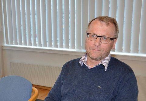 Morten Halling synes det er leit at årets konfirmanter ikke får fullført konfirmasjonsleiren. I fjor ble hele leiren avlyst grunnet frykt for smitte.