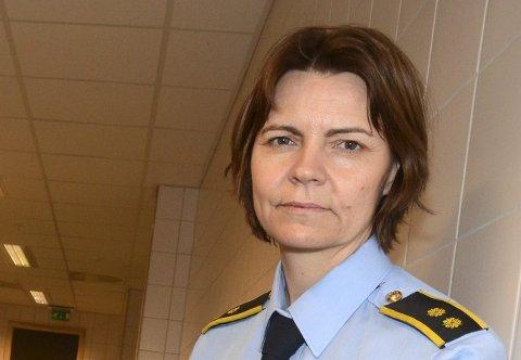 Etterforsker: Politioverbetjent Heidi Staxrud.   Arkiv