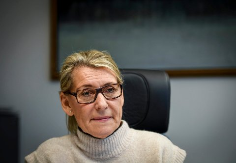 KREVENDE: - Vi ser at det tar lang tid å gå fra kampmodus til fredsmodus, sa Hulda Gunnlaugsdóttir, administrerende direktør i Helgelandssykehuset, under dagens styremøte.
