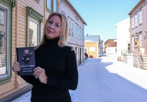 Konkurs: Det er opprettet konkursbo i to av selskapene til den tidligere toppbloggeren Anne-Brith Davidsen fra Mosjøen.