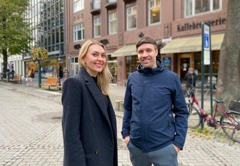 Vanja Skotnes Holst fra Trondheim blir ny ansvarlig redaktør i Nidaros når Arne Reginiussen drar tilbake til Finnmark.