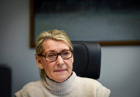 ADMINISTRERENDE DIREKTØR: Hulda Gunnlaugsdottir ved Helgelandssykehuset HF.