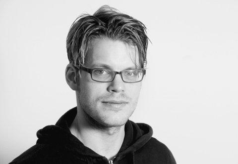SKRIBENT: Denne ukas lørdagsleder er skrevet av redaksjonsleder Magnus Franer-Erlingsen.