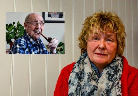 Randi Roer ønsker å sette søkelyset på eldreomsorgen i Kragerø kommune, etter at svigerfaren John Gundersen (93) i 2015 omkom etter en brann i sin leilighet i Seniorsenteret i 2015.