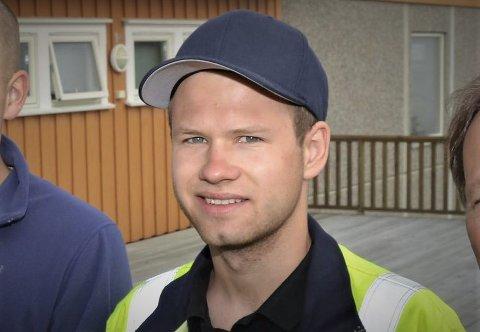 Kristian Jørgensen har opprettet enkeltpersonforetaket K. Jørgensen. Arkivfoto: Jon Fivelstad
