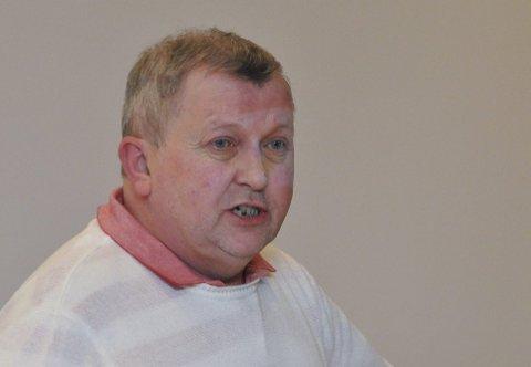 Spent: Vågan AP fristiller kommunestyre-gruppa når spørsmålet om konsekvensutredning kommer opp 21. november, sier partileder John Arne Jakobsen.
