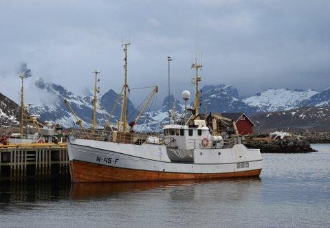 """FANGSTMASKIN: """"Turbo"""" er etterhvert blitt en gammel dame, men var den linebåten med mest fisk i juli."""