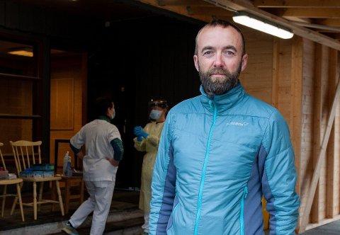 Ser etter innkvartering: Kommuneoverlege i Vågan, Jan Håkon Juul, beroliget reiselivsaktører med at det ikke er de, men kommunene som skal finne innkvartering hvis gjester må i karantene.