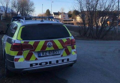 FIKK PANIKK: Motorsyklisten forklarte at han fikk panikk da han oppdaget politiet.