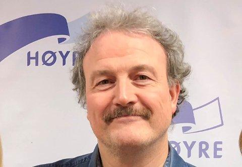 Trond Handberg, 3. kandidat 2019 (Høyre)