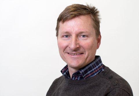 Professor ved Handelshøgskolen Nord universitet (HHN), Frank Lindberg.