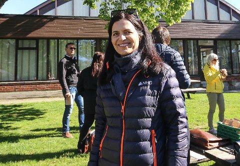 MYE Å GJØRE: - Moss må komme i gang med å bli en bedre kommune å drive næring i, mener regiondirektør Nina Solli i NHO Viken Oslo.