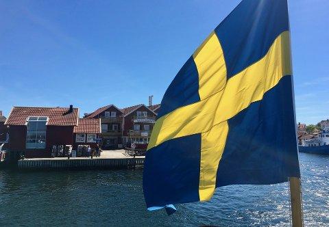 ÅPENT: Fra tirsdag 5. juli kan nordmenn ta turen til flere regioner i Sverige – uten å måtte gå i karantene.