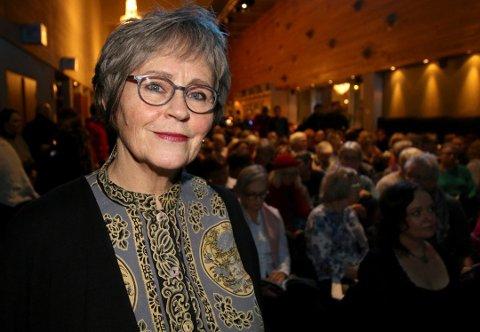 TREKKER SEG: Martha Otte trekker seg som varamedlem til styret i Nordnorsk kunstmuseum