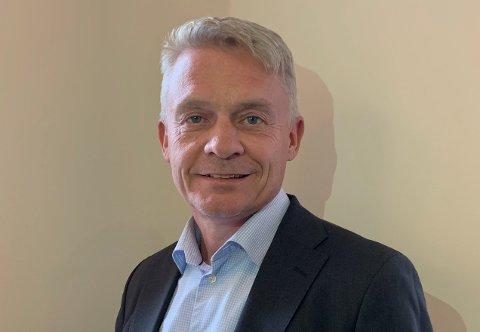 TRANSPORTSJEF: Finn Martinsen blir ny konserndirektør i Toten transport.