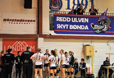TIMEOUT: Skreias damelag har valgt å si fra seg plassen i 2. divisjon kommende håndballsesong.