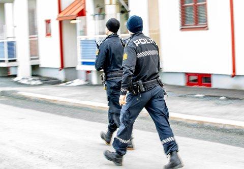 FÆRRE OPPDRAG: På en måned har politiet hatt 1300 færre oppdrag enn på samme tid i fjor.