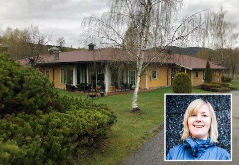 HJELPSOM: Da Janne leste om Prestehagen, ble hun engasjert på beboernes vegne, og bestemte seg for å hjelpe til.