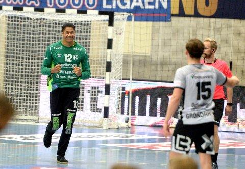 SPILLER EM-KVALIK: Både Emil Kheri Imsgard og Tobias Grøndahl skal spille EM-kvalifisering for Norge neste uke.