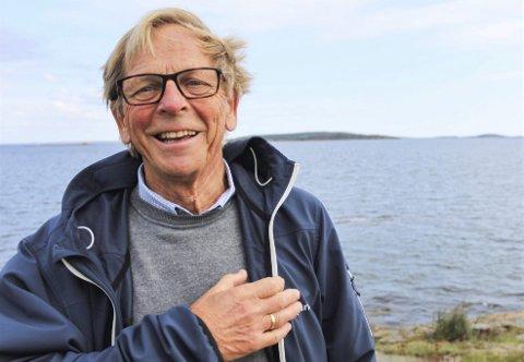 PÅ LAND: Roar Jonstang står over hummerfisket i år og satser på fiskedisken.
