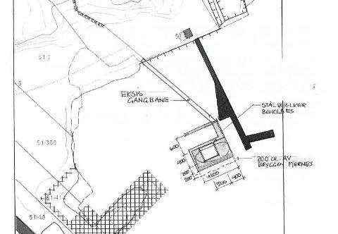 BRÅK: Her er tegning av anlegget som har skapt halloi.