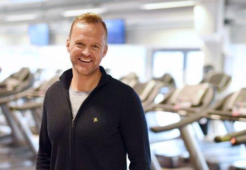 TAPPERT SMIL: Espen Ødegaarden prøver å holde motivasjonen oppe fram til 15. juni.