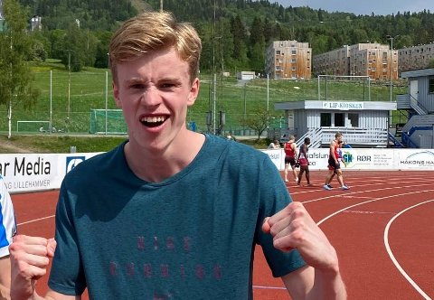 GJØR DET BRA: Håvard Bentdal Ingvaldsen.
