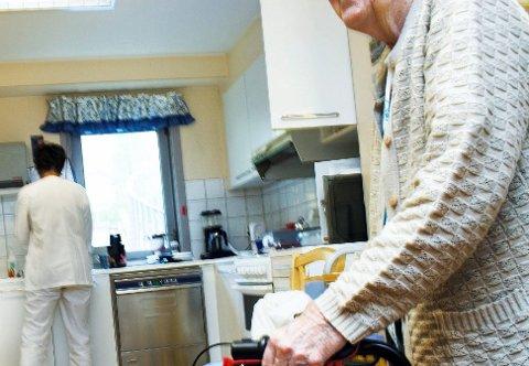 NY REFORM: - Å planlegge for egen alderdom er en viktig del av reformen, sier Oddbjørn Hoem i Hønefoss pensjonistforening.