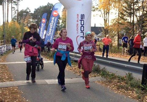 STARTET TIDLIG: Gina Johansen Wollheim og Marjan Solheim