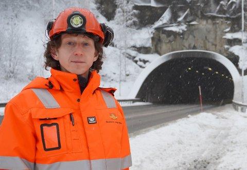 PROSJEKTLEDER: Lars Magne Allergodt i Statens vegvesen.