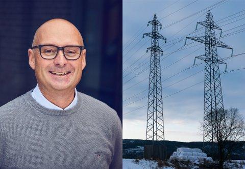 KONTROLL PÅ STRØMMEN: - Vi tror det er viktig at kundene får et mer bevisst forhold til strømforbruket sitt, og at det er mye å hente, sier Jørn Kristian Braathen i Kraftriket.