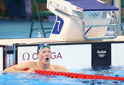 STØRSTE SJANSE: Fredag skal Henrik Christiansen i akjson igjen i OL – på favorittdistansen 1,500 meter. FOTO: NTB SCANPIX
